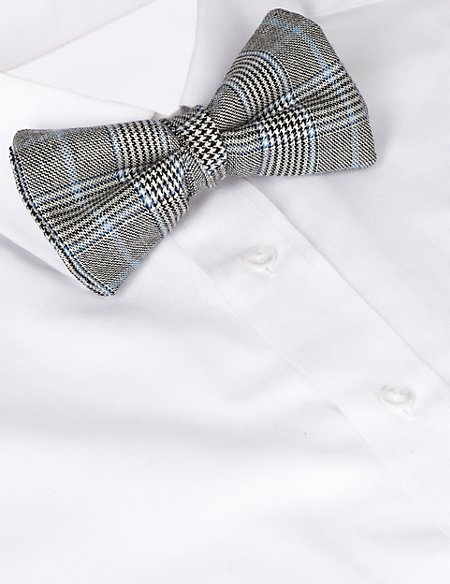 Best of British Large Prince of Wales Bow Tie