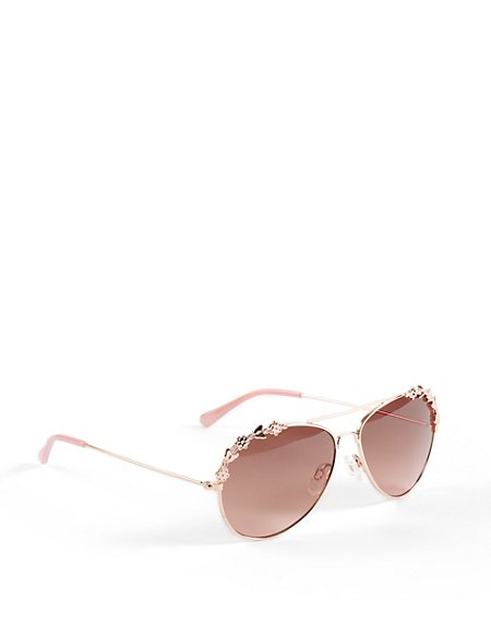 Kids' Aviator Sunglasses (Older Girls)