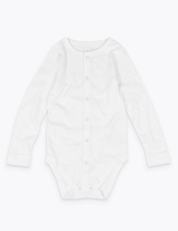Adaptive Cotton Bodysuit (7lbs-16 Yrs)