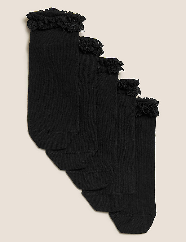 5pk of Frill Trainer Liners