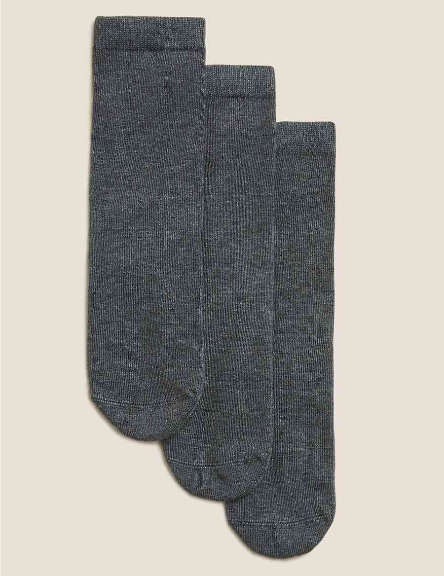 667429d6cef1 3 Pairs of Ultimate Comfort Socks