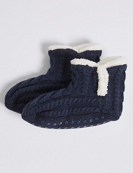 1 Pair of Cosy Slipper Socks