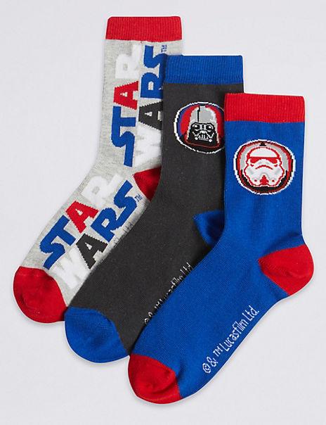 3 Pairs of Star Wars™ Socks