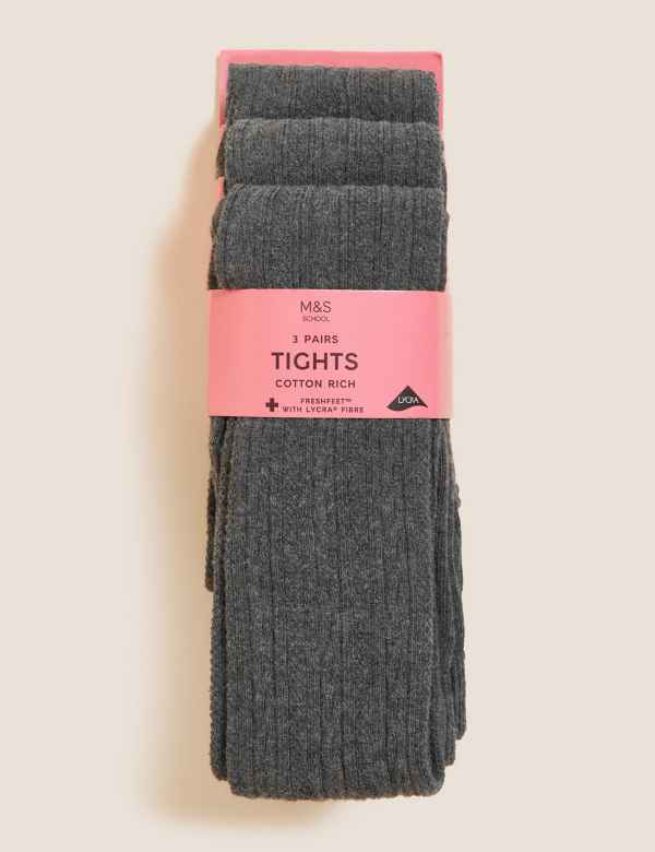 ef91ef1d4f5fc Girls Socks & Tights - Slipper Socks & Frilly Socks for Girls   M&S