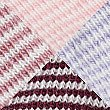 4 Pairs of Feeder Stripe Baby Socks, MULTI, swatch
