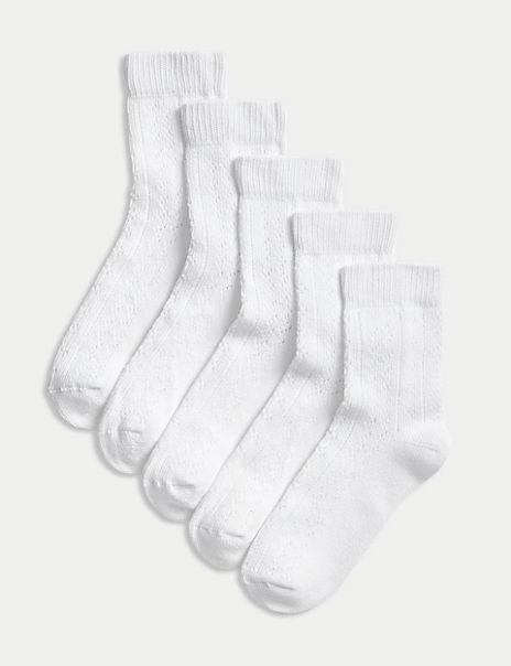 5 Pairs of Pelerine Socks