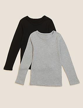 2pk Thermal Vests (2-16 Yrs)