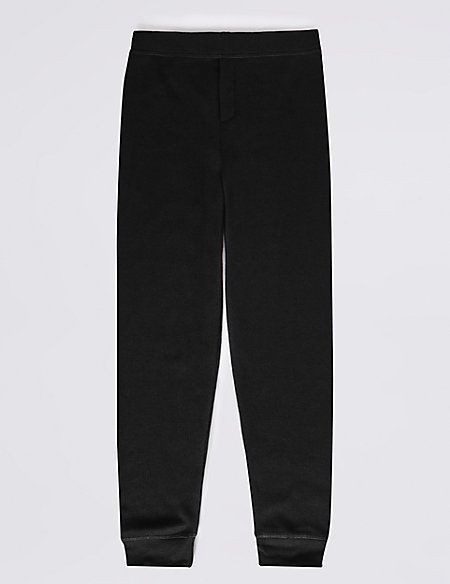 Cuffed Hem Thermal Long Pants (18 Months - 16 Years)