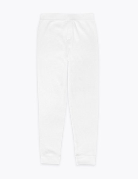 Cotton Blend Thermal Long Pants (18 Months - 16 Years)