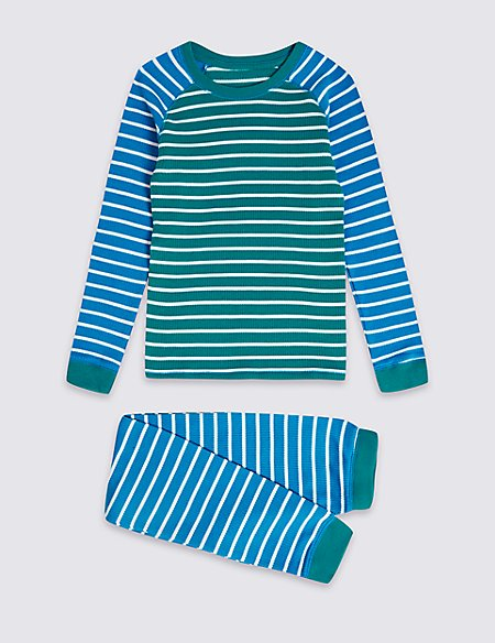 Striped Thermal Set (18 Months - 16 Years)