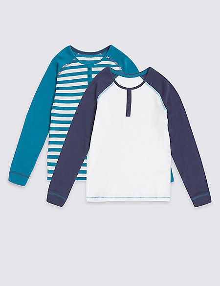 2 Pack Thermal Tops (18 Months - 16 Years)