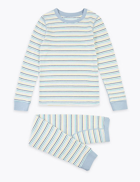 Thermal Striped Set (18 Months - 16 Years)