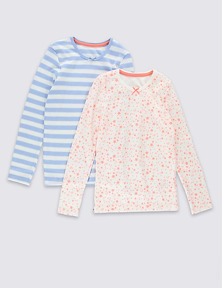 Long Sleeve Thermal Tops (18 Months - 16 Years)