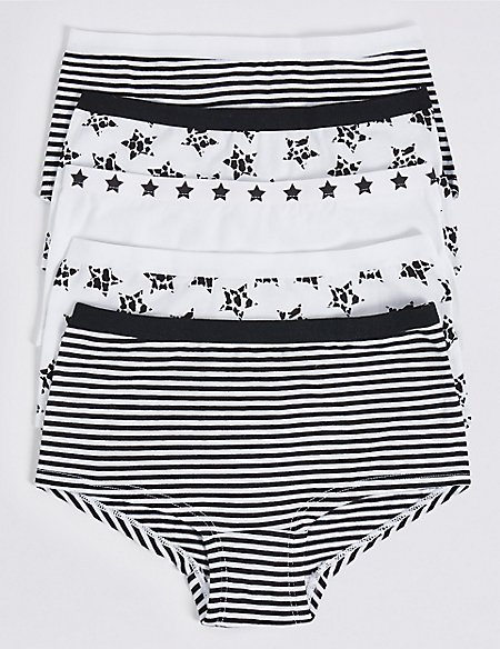 Cotton Shorts with Stretch (6-16 Years)