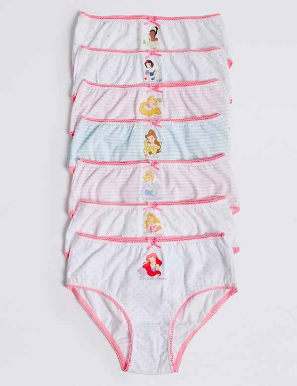 2ea5b1c12 7 Pack Pure Cotton Briefs (18 Months - 12 Years)