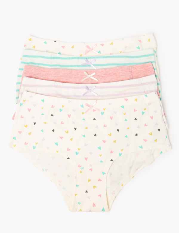 soft and light structural disablities cheapest Girls' Underwear | M&S