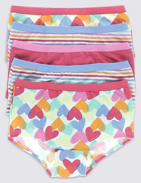 Cotton Rich Assorted Shorts (6-16 Years)