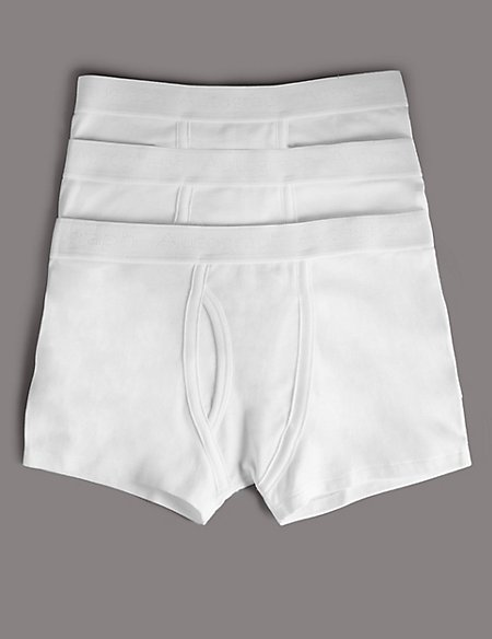 Pure Cotton Superfine Trunks (18 Months - 16 Years)