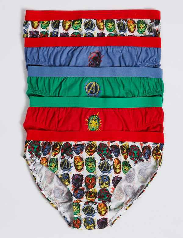 732352611493 All Boys Briefs | Underpants & Knickers for Boys| M&S