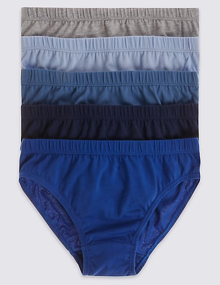 Pure Cotton Assorted Slips (18 Months - 16 Years)