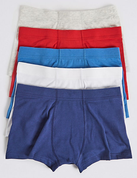 5 Pack Dreamskin® Trunks (18 Months-16 Years)