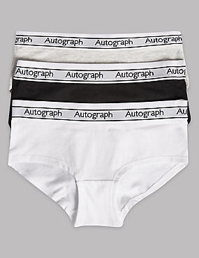 Cotton Shorts with Lycra (7-16 Years)