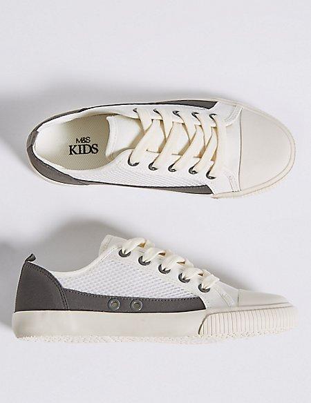Kids' Freshfeet™ Fashion Trainers (13 Small - 7 Large)