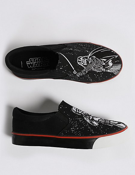 Kids' Star Wars™ Trainers (13 Small - 7 Large)