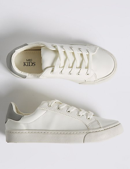 Kids' Lace-up Trainers
