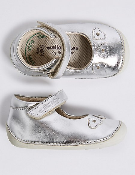 Kids' Leather Walkmates™ Shoes (2 Small - 5 Small)