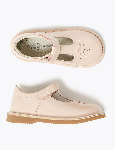 Kids' Leather Shoes (4 Small - 12 Small)