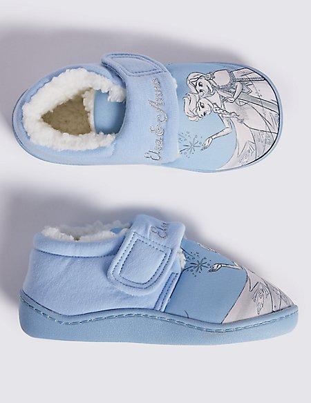 Kids' Disney Frozen™ Slippers (5 Small - 12 Small)
