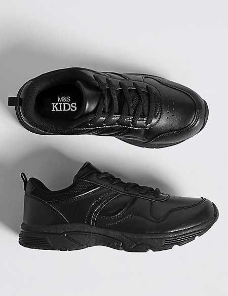 Kid's Lace-up Trainers (13 Small - 7 Large)