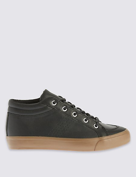 Top Leather Trainers