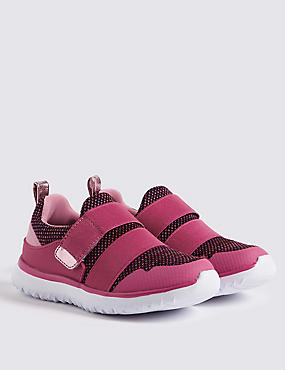 Kids' Riptape Fashion Trainers (5 Small - 12 Small)