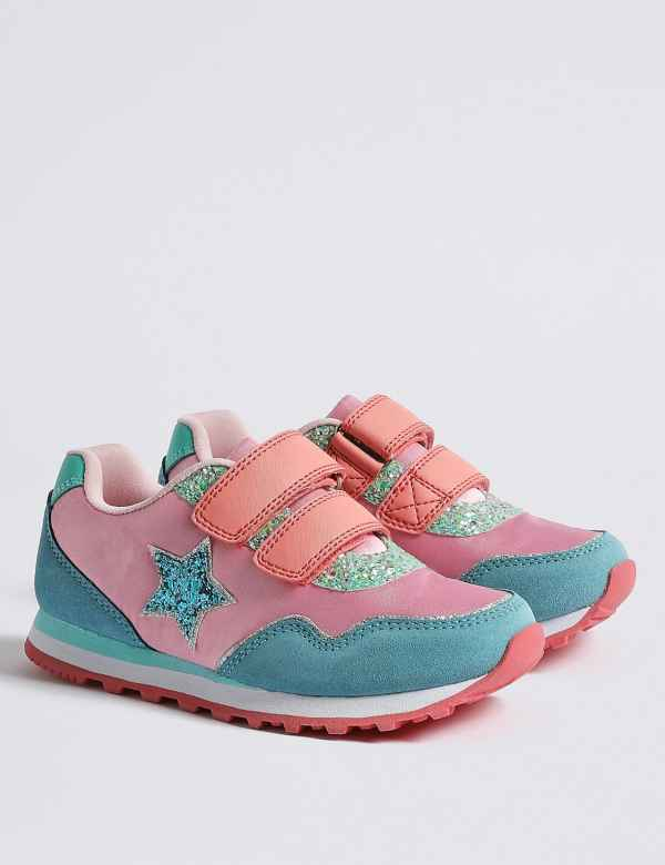 1eca57a6ebd Kids  Star Fashion Trainers (5 Small - 12 Small)