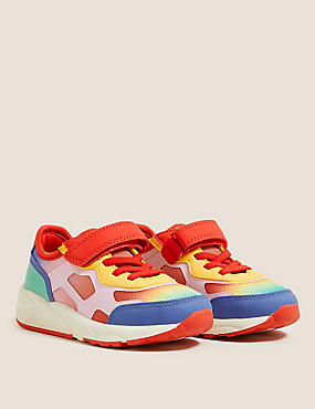 Kids' Rainbow Bright Chunky Trainers (5 Small - 12 Small)