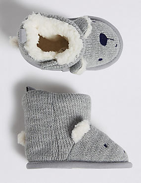 Baby Bear Pram Shoes