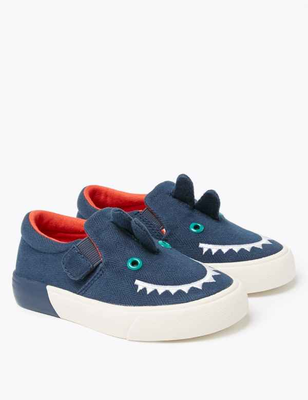 c83572be8ca6 Kids' Riptape Trainers (5 Small - 12 Small)