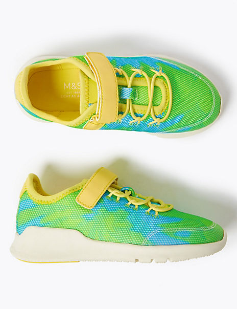 Kids' Freshfeet™ Sustainable Trainers (5 Small - 12 Small)