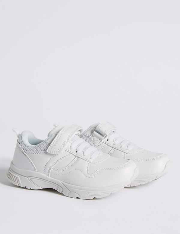 282a81680f97 Kids  Riptape Trainers (5 Small - 12 Small)