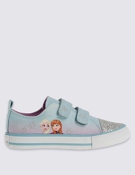 Kids' Riptape Disney Frozen Trainers