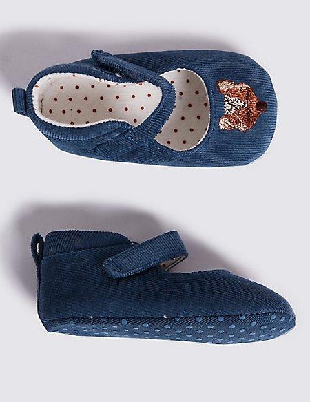 Baby Fox Pram Shoes