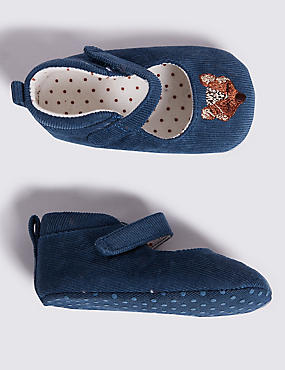 Baby Fox Pram Shoes