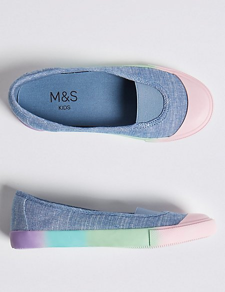 Kids' Ombre Trainers (13 Small - 6 Large)