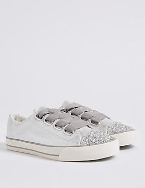Kids' Sparkle Fashion Trainers