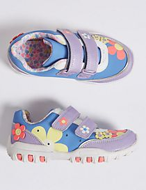 Kids' Flashing Lights Fashion Trainers