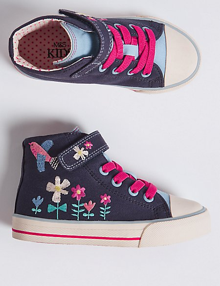 Kids' Fashion Trainers (5 Small - 12 Small)