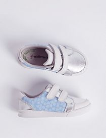 Kids' Leather Walkmates™ Trainers