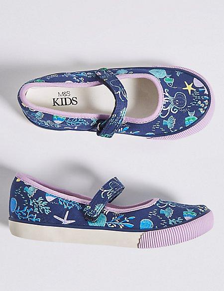 Kids' Riptape Fashion Trainers (5 Small - 12 Small)
